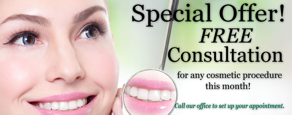 Special Offer Free Consultation